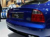 Maserati revient en compétition