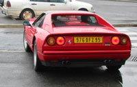 Prenez le volant d'une Ferrari 328 GTS !