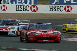 Les LG Super Racing week-end days à Magny-Cours