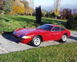 1972 Ferrari 365GTB/4A Group 4 Competizione Berlinetta