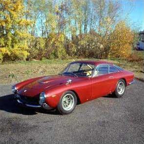 1963 Ferrari 250GT Lusso Berlinetta