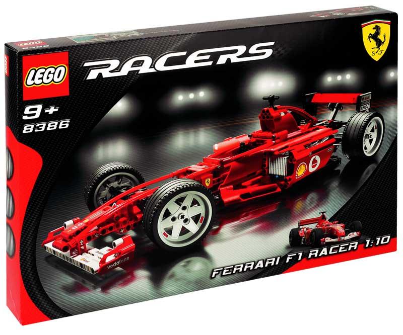 Ferrari F1 Racer 1:10