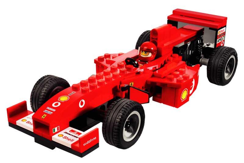 Ferrari F1 Racer 1:24