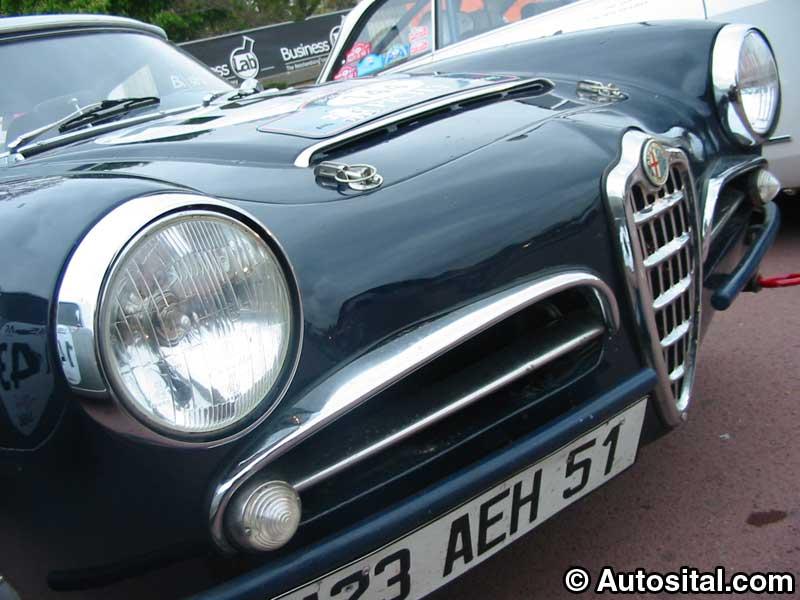 Alfa Romeo 1600 Spider 1964