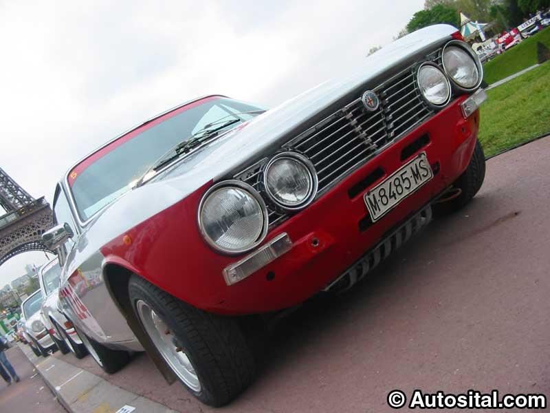 Alfa Romeo 2000 GTV 1969