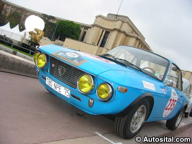 Lancia Fulvia 1600 HF 1972