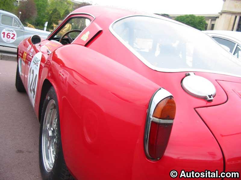 Ferrari 250 GT TdF 1958