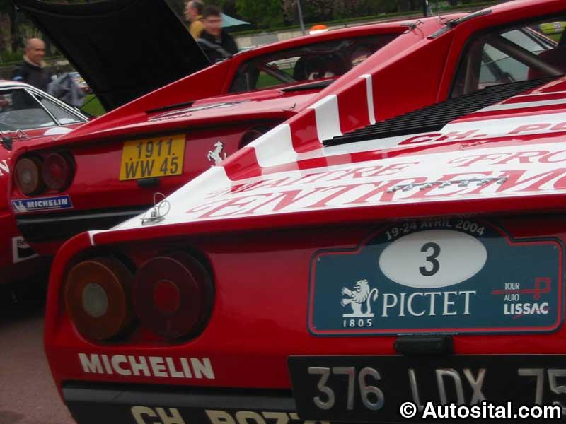 Ferrari 308 GTB Gr. IV 1980