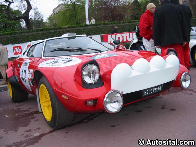 Lancia Stratos Gr. IV 1975