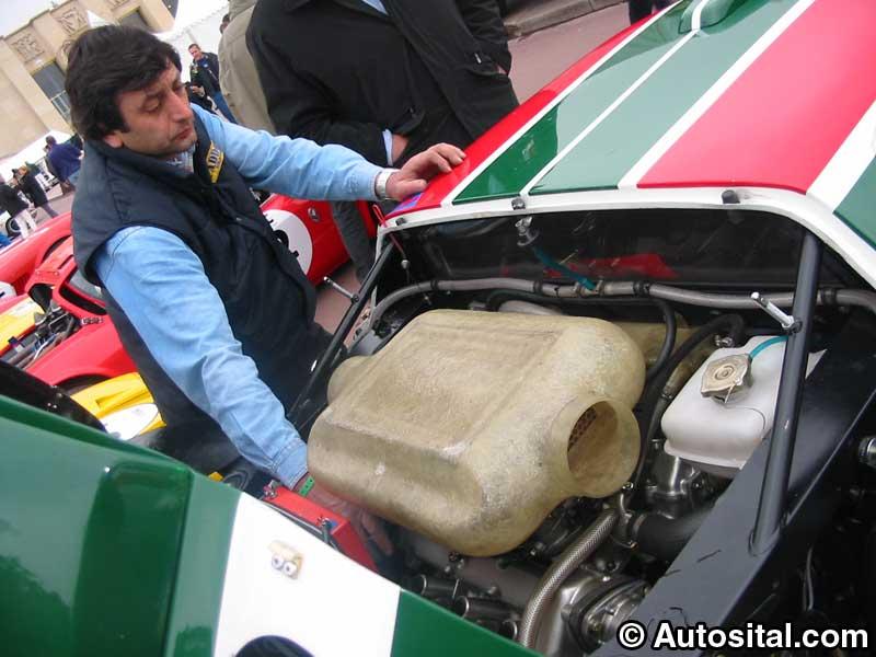 Lancia Stratos Gr. IV 1974