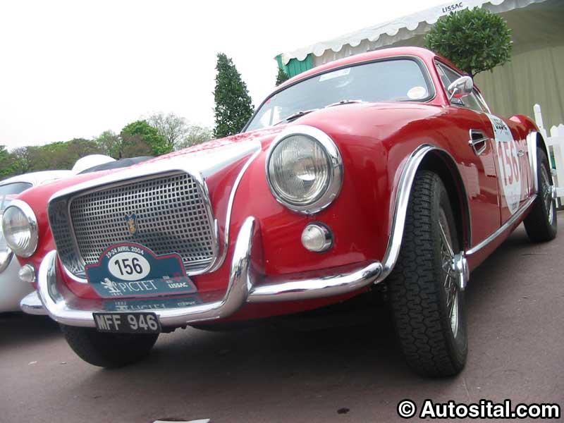 Siata Daina SL Sport 1952