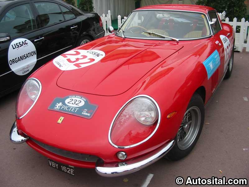 Ferrari 275 GTB 4 1967