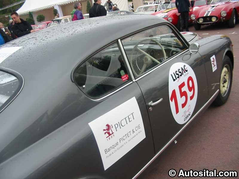 Lancia Aurelia B20 1953