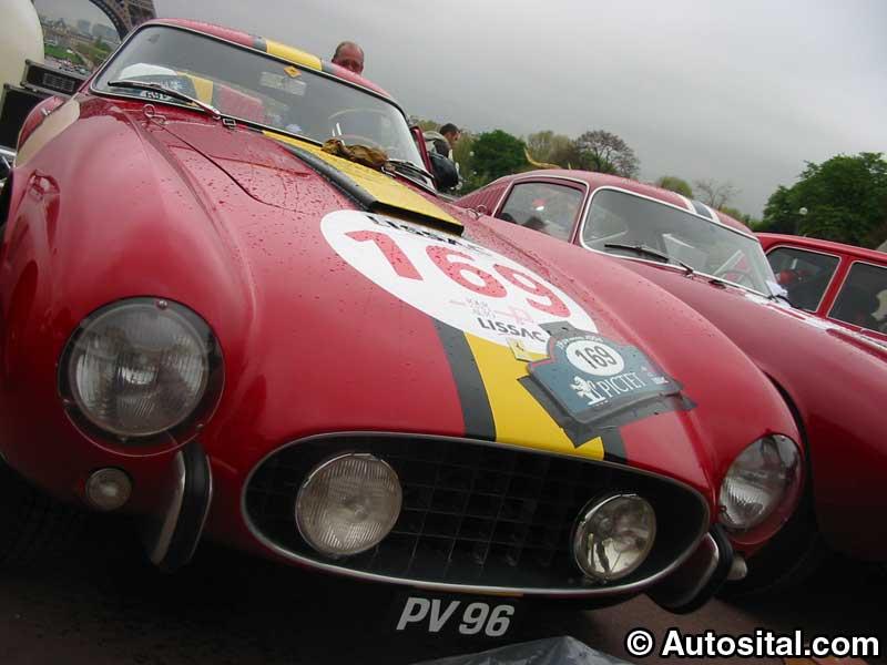 Ferrari 250 GT TdF 1957