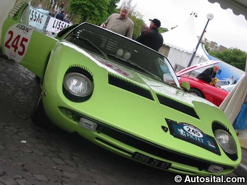 Lamborghini Miura S 1968