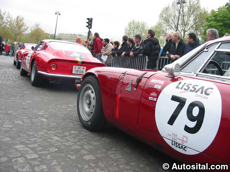 Alfa Romeo TZ 1965