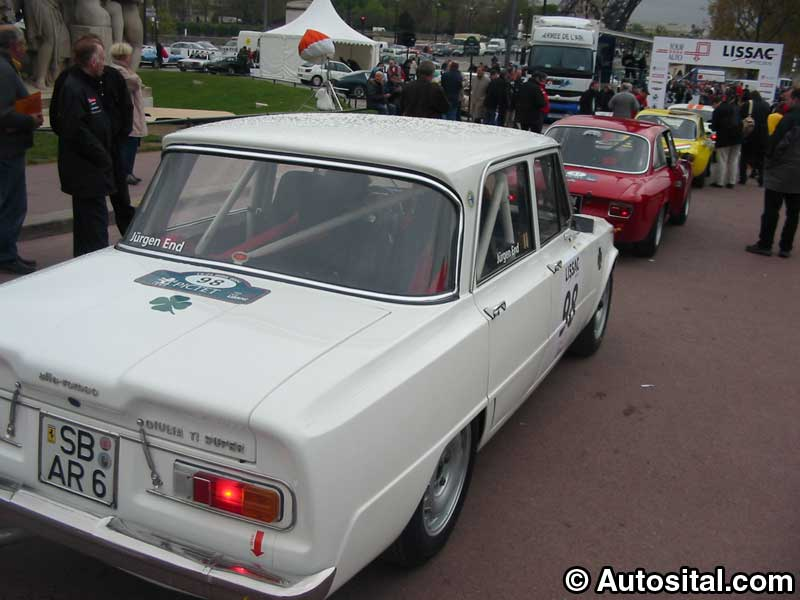 Alfa Romeo Giulia 1600 TI Super 1964