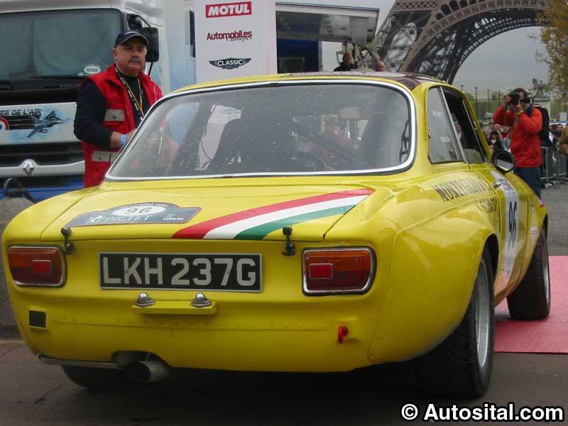 Alfa Romeo 2000 GTAM 1969