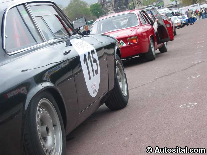Alfa Romeo 1600 GTA 1965