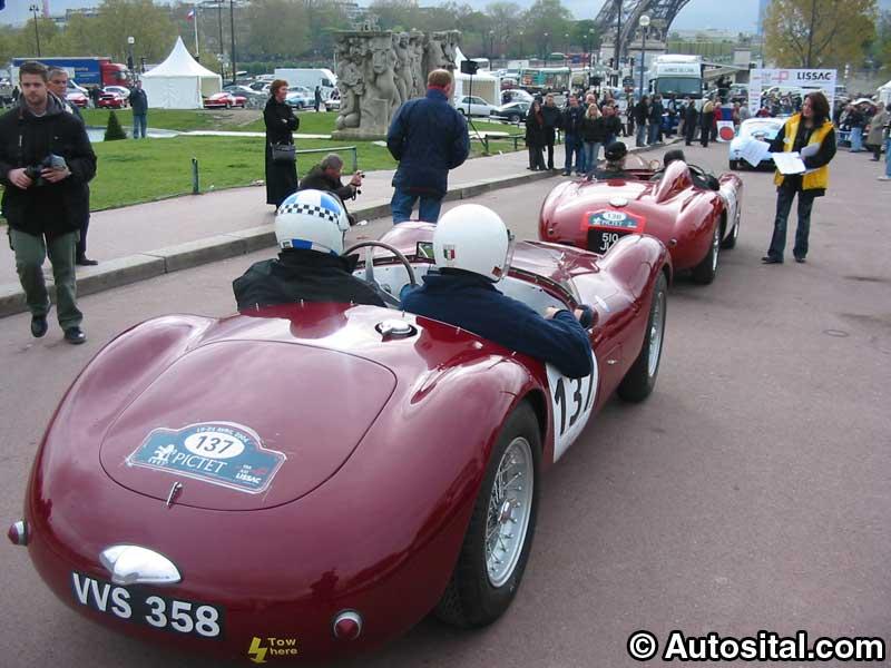 Maserati A6 GCS 1955