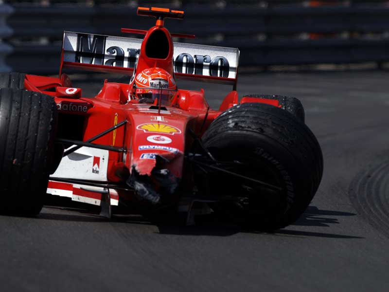 Accident fatal pour Schumacher