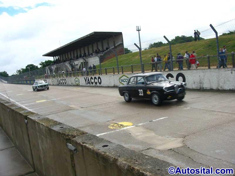 Grand Prix de l'Age d'Or 2004, Montlhéry c'est fini