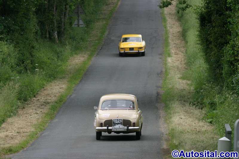 Rallye des princesses 2004, un nouveau style de vacances ?