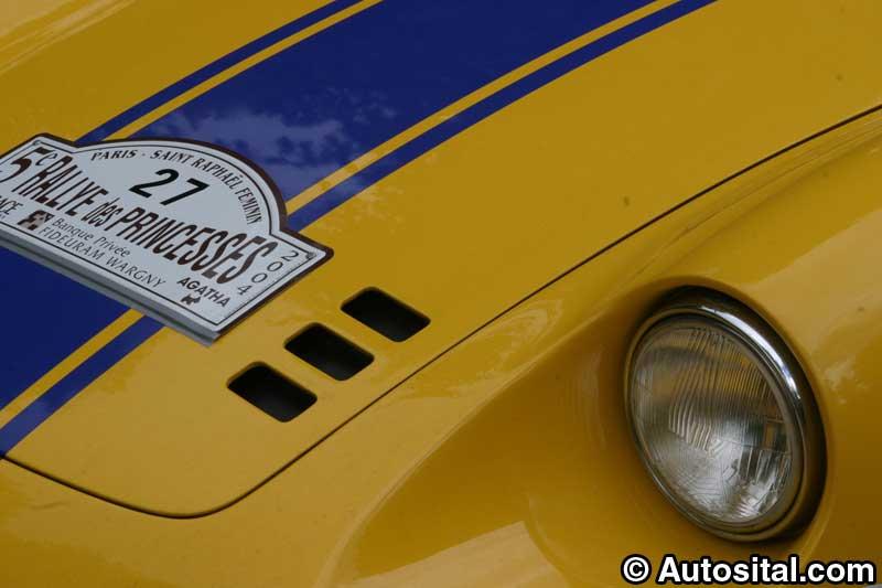 Rallye des princesses 2004, sport et histoire