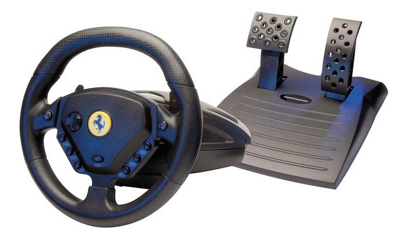 Enzo Ferrari Force GT pour PS2