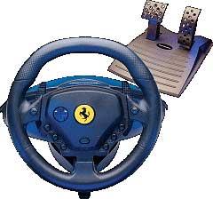 Enzo Ferrari Force Feedback