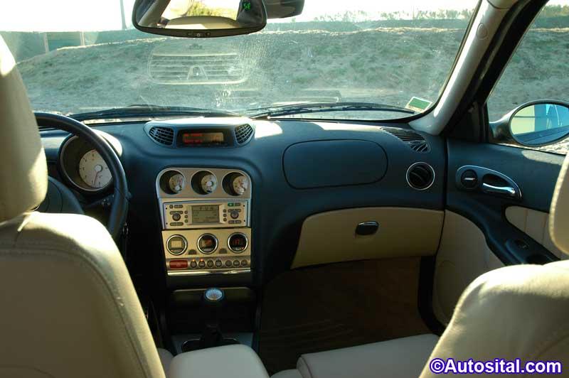 Alfa Romeo Crosswagon Q4 Selective