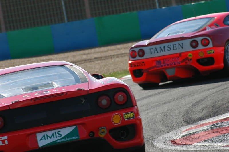 Ferrari Maserati Festival 2004