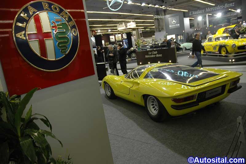 Alfa Romeo 33.2 Pininfarina Prototype 1969
