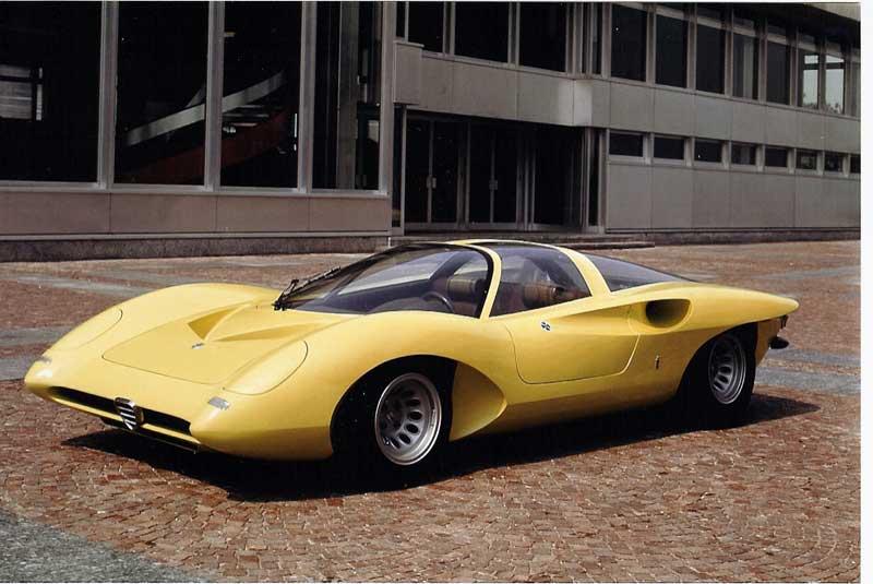 Alfa Romeo 33.2 Pininfarina