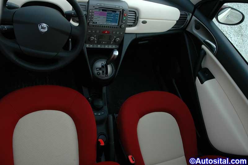 Lancia Ypsilon 1.4 16v DFS B-colore