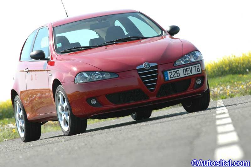 Alfa Romeo 147 2.0 TS Selespeed Selective