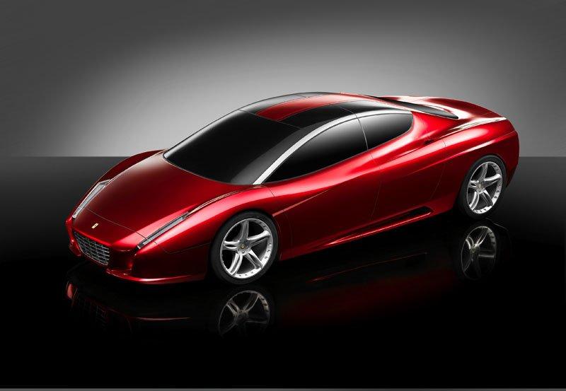 Ferrari 650 Berlinetta sportiva