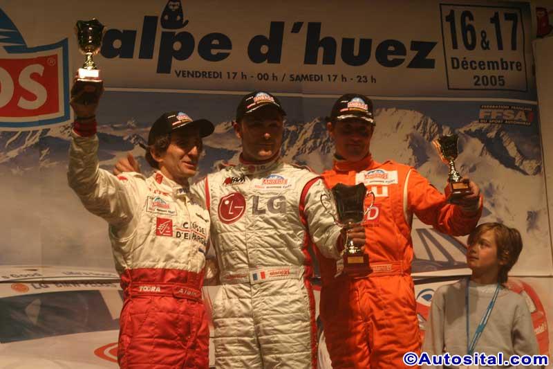 Alpe d'Huez - Course 1