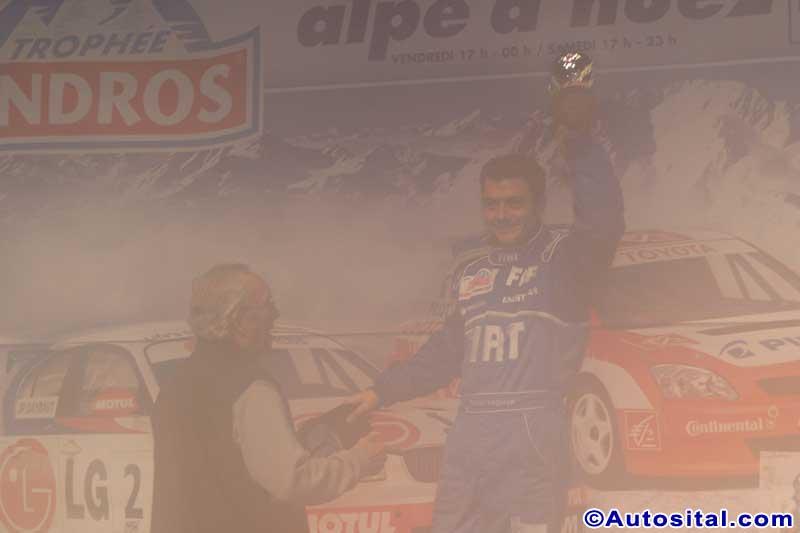 Alpe d'Huez - Course 2