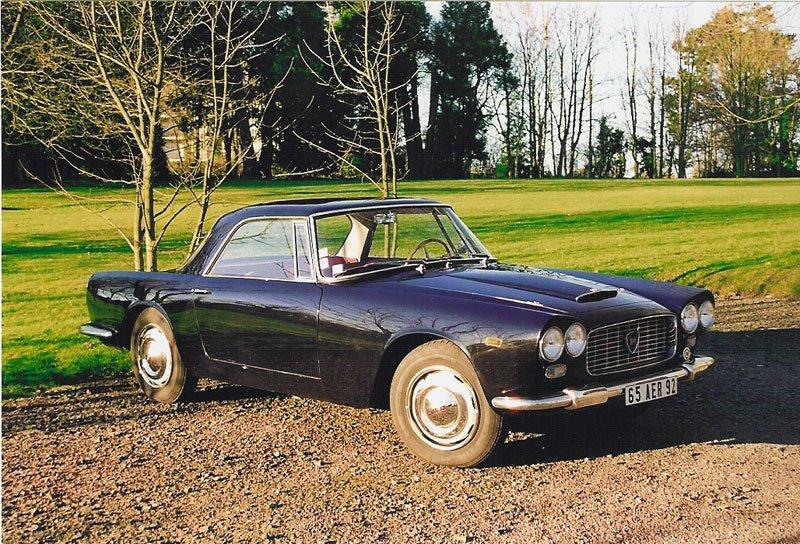 Lancia Coupé Flaminia 2.8 3C GTL