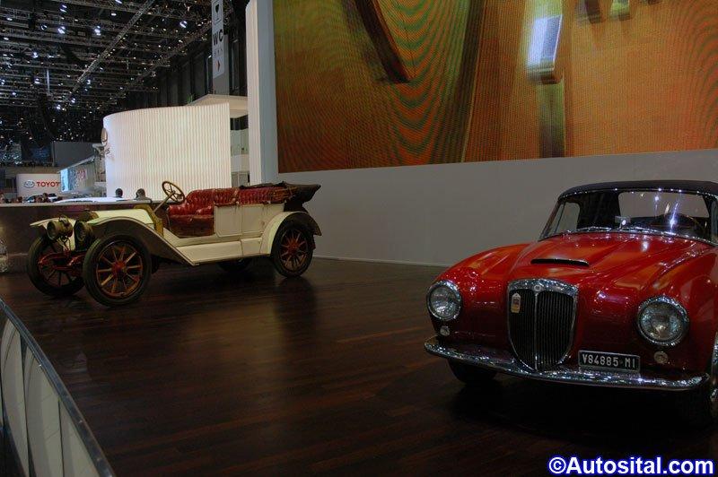 Beta Torpedo et Aurelia Gran Turismo