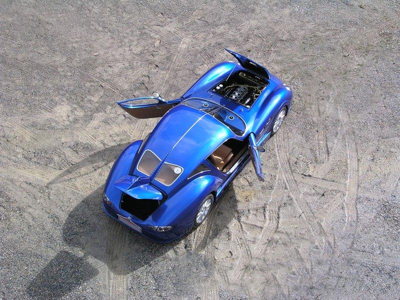 Antas V8