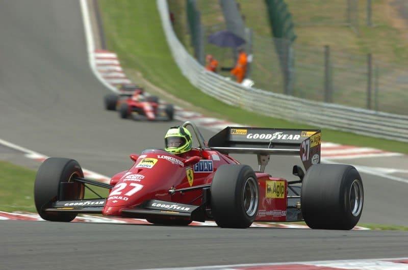 126 C4 ex Alboreto