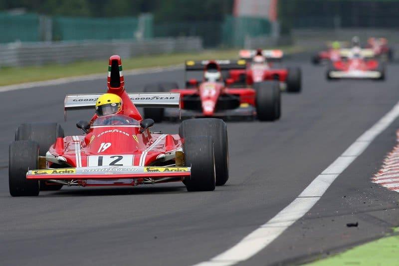 312 B3-74 ex Lauda