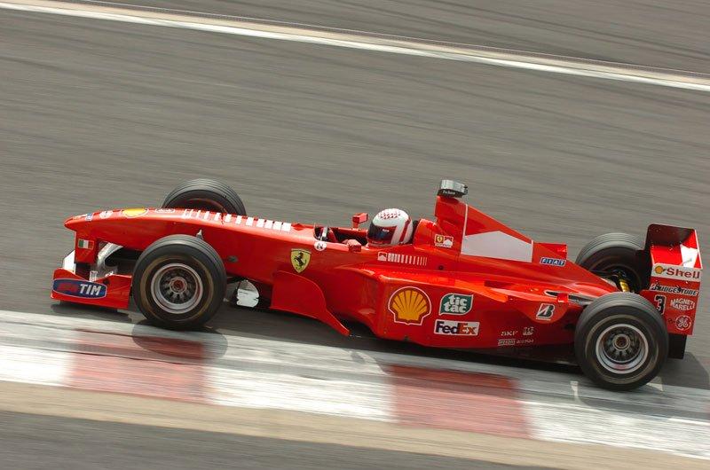 F399 ex Schumacher