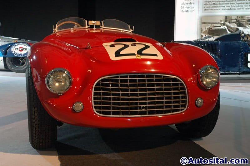 Ferrari 166 MM 1949