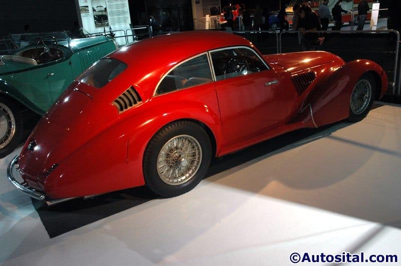 Alfa Romeo 8C MM 1936