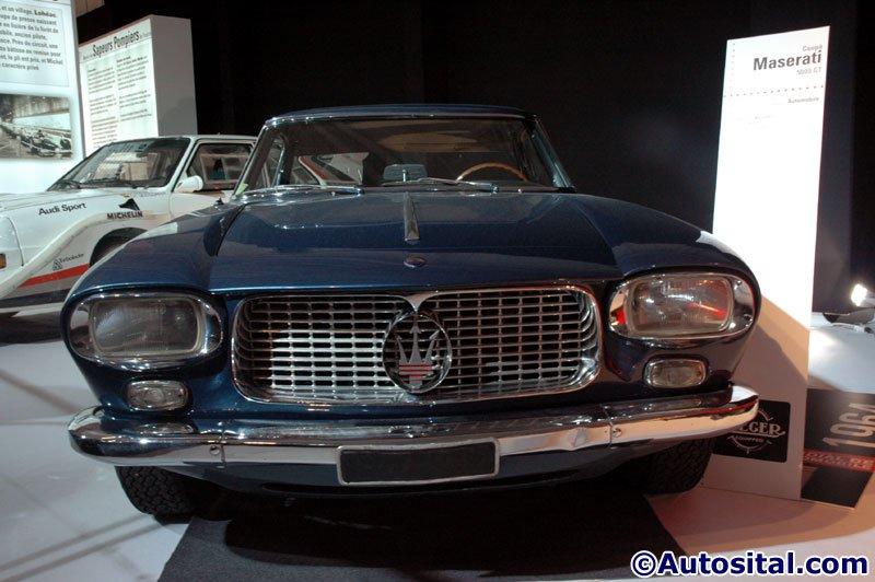 Maserati 5000 GT 1964