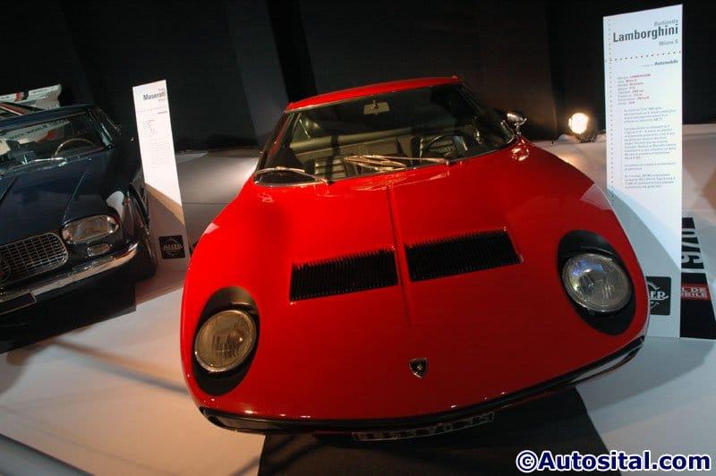 Lamborghini Miura S 1970