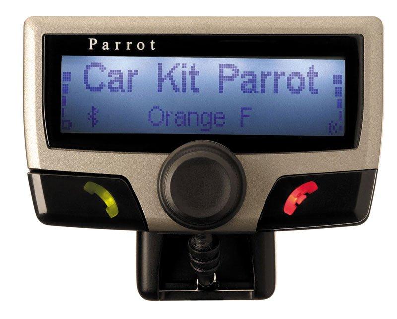 """Kit voiture Bluetooth Parrot """"CK3100"""" - Feu Vert - 149 € TTC"""